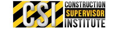 Construction Supervisor Institute
