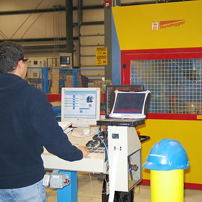 Hundegger Precision Cutting Equipment