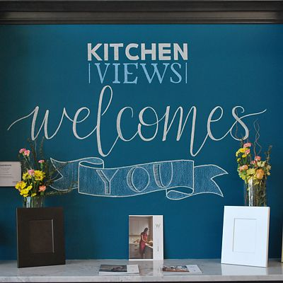 Kitchen Views Welcomes You to the new National Lumber Home Finishes showroom
