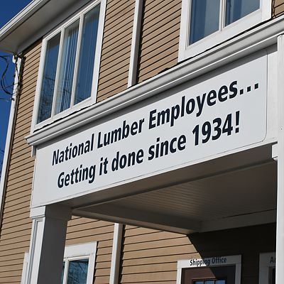 National Lumber Employees...Getting it done since 1934