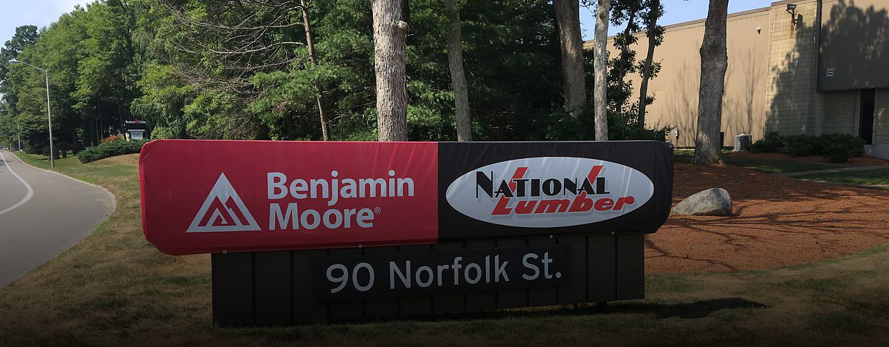 National Lumber Home Finishes in Mansfield, MA