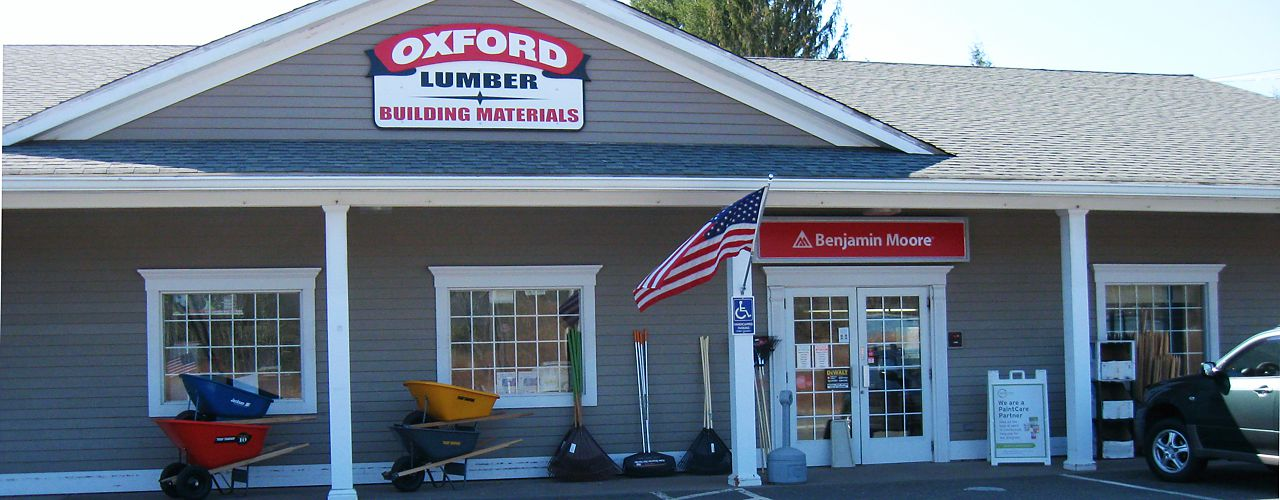 Oxford Lumber in Oxford, CT