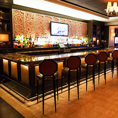 Foxwoods bar lounge